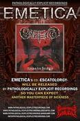Image of EMETICA-ESCATOLORGY CD  cd