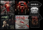 Image of 4CDs + 2 T-SHIRT - SHIPPING INCLUDED