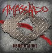 Image of DISORDEM AO VIVO - NEW ALBUM!