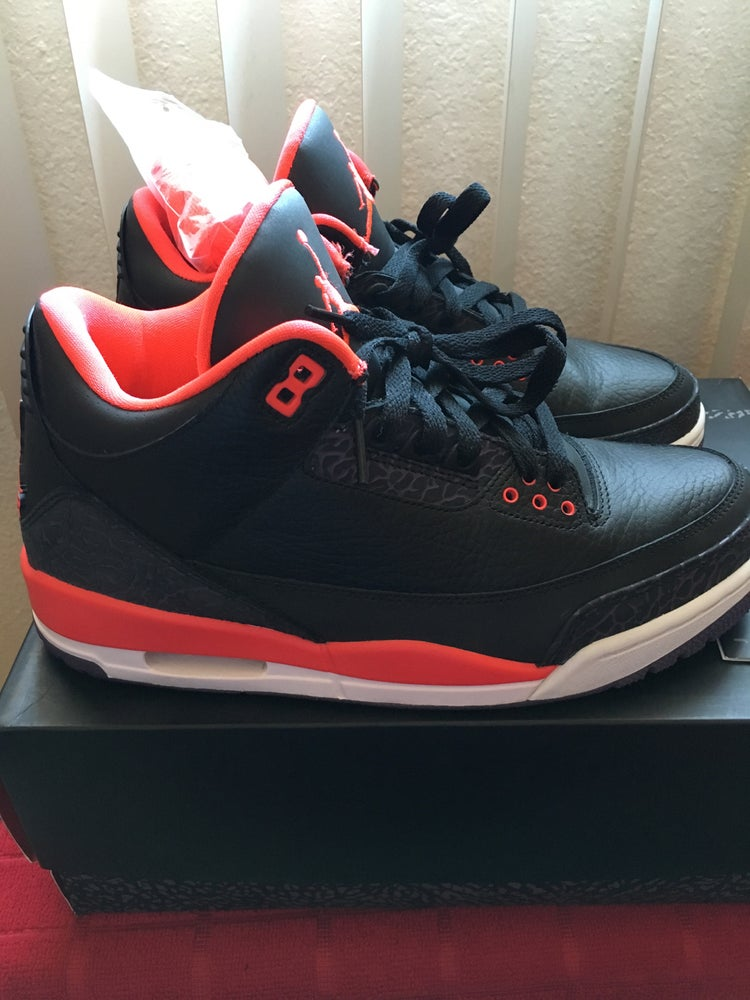 hot sale online b49a6 62fe9 Image of Crimson 3s