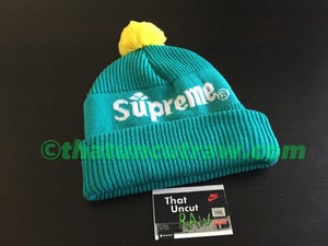 "Image of (SOLD OUT) supreme ""citrus"" beanie, used (SOLD OUT)"