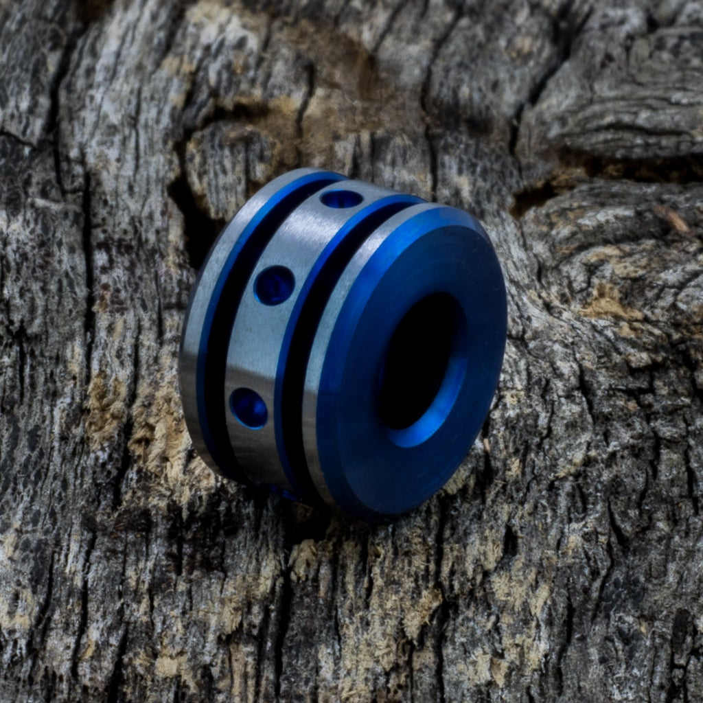 Image of Electric Blue Single Bead #2