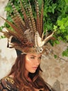 The Stag Headdress