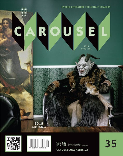 Image of CAROUSEL 35 (Fall 2015)