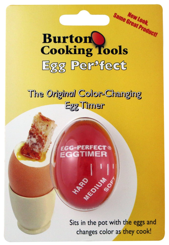 Image of Egg Per'fect Egg Timer (card)