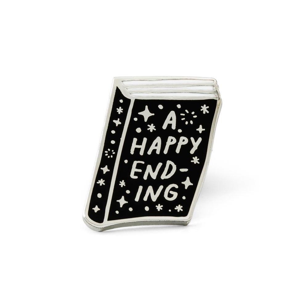 Image of HAPPY ENDING Pin