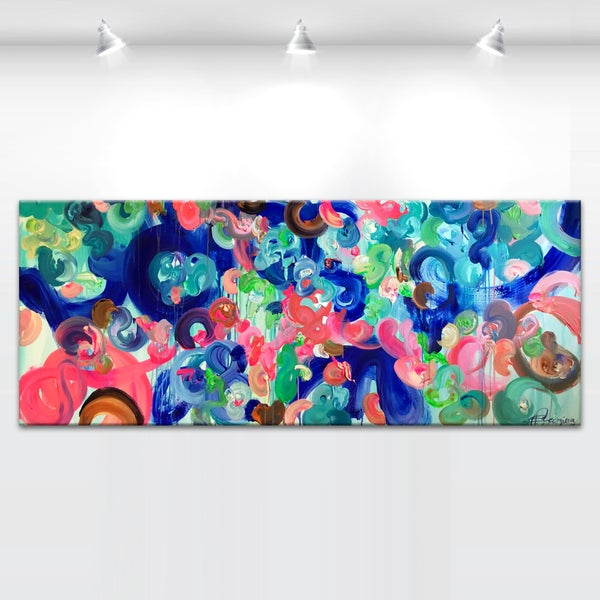 Image of Retro chorum - 60x152cm