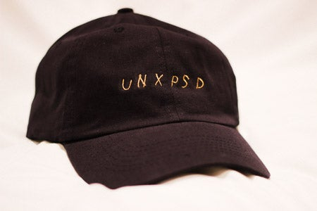 "Image of UNXPSD Navy Classic ""Dad Hat"""