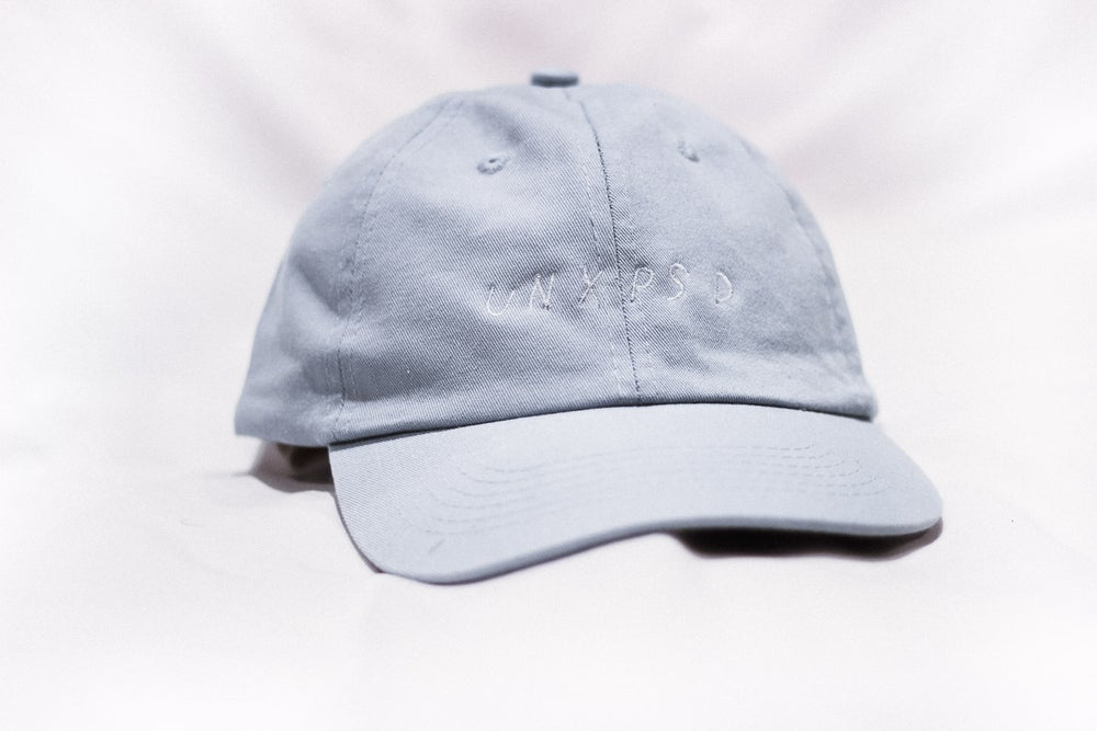 "Image of UNXPSD Baby Blue Classic ""Dad Hat"""