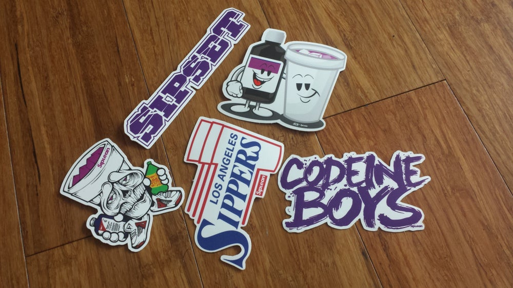 Image of Siplean Sticker Pack