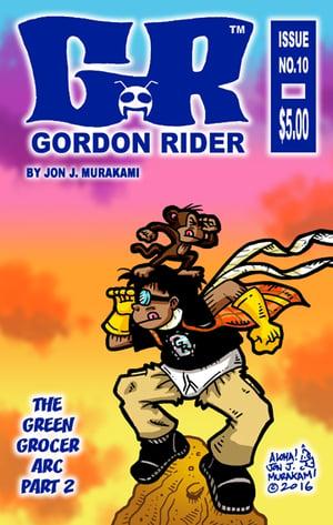 Gordon Rider Issue #10
