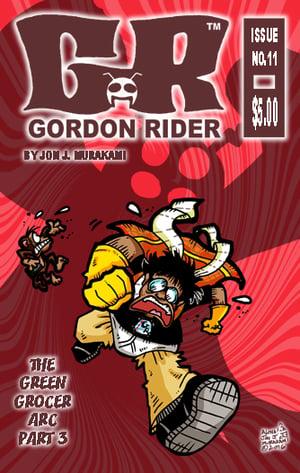 Gordon Rider Issue #11