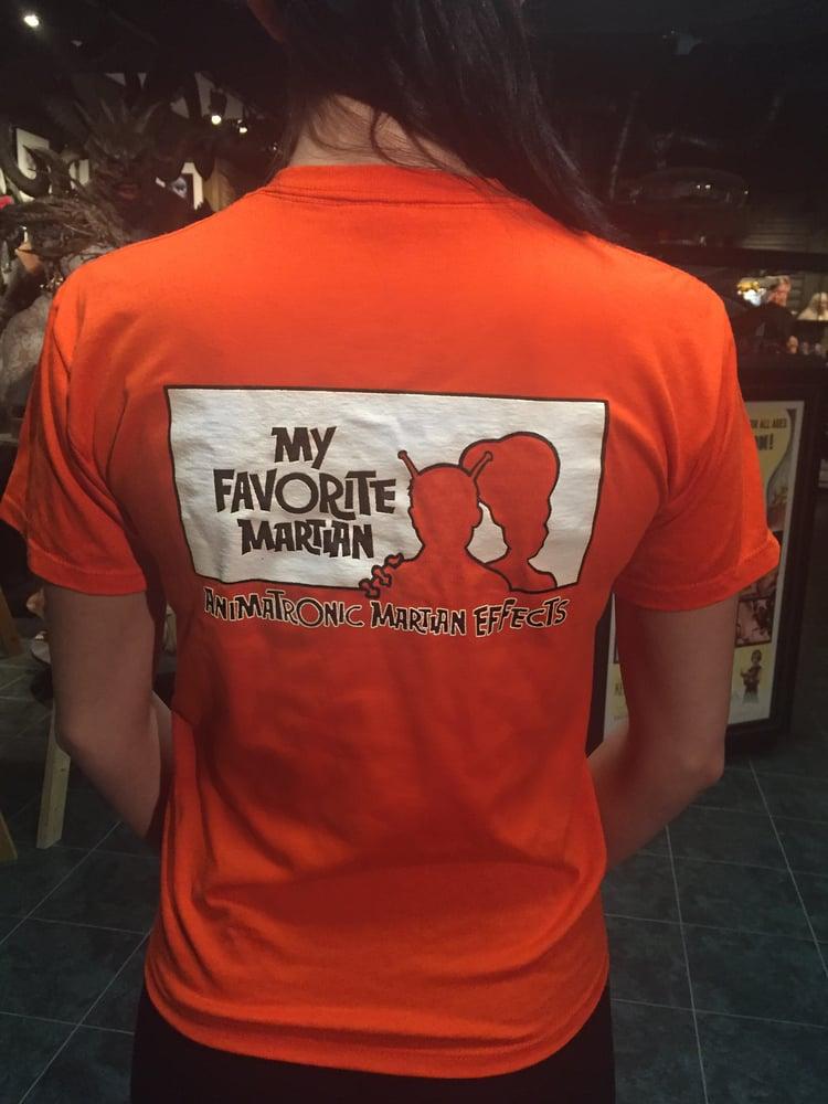 Image of My Favorite Martian Crew Shirt