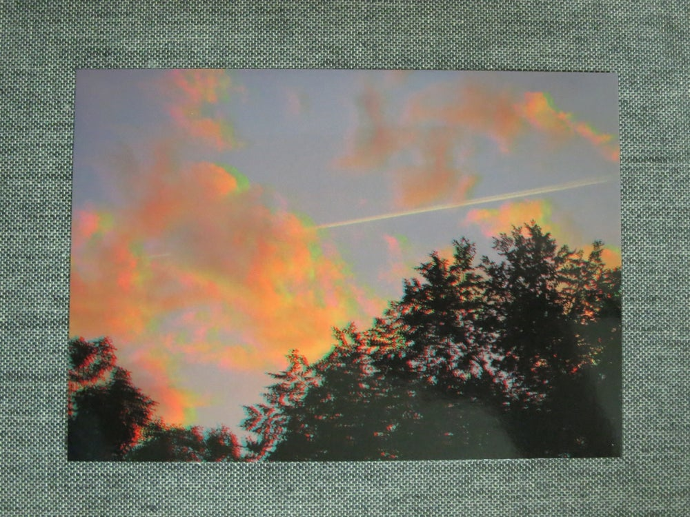 Image of 3d postcard - sky