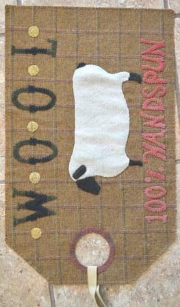 Image of Handspun Wool