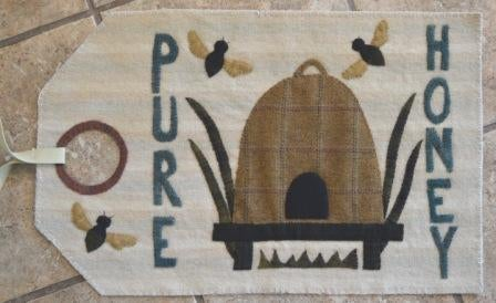 Pure Honey -  Vintage Tag Series