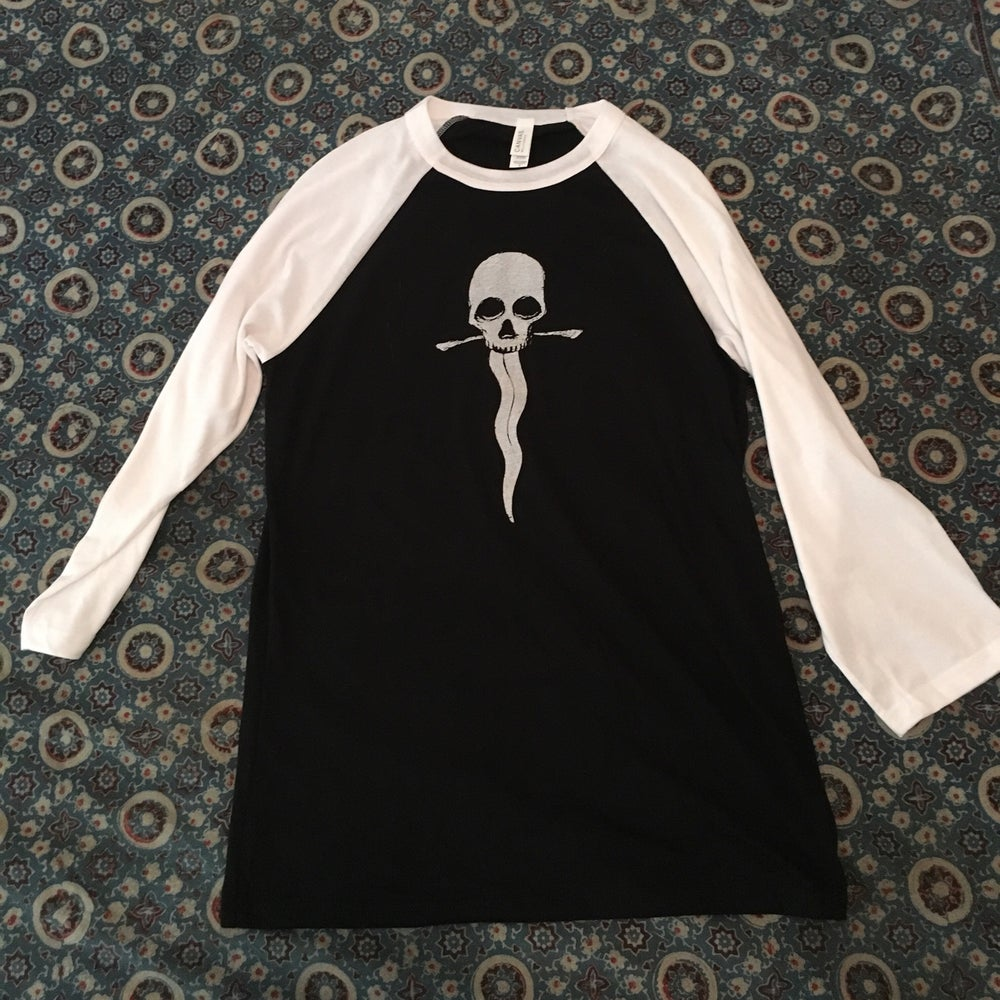 Image of Sweat Lodge Symbol Raglan