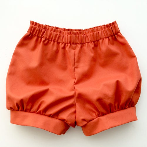 Image of Kids' Meyer Shorts (Terra Cotta)