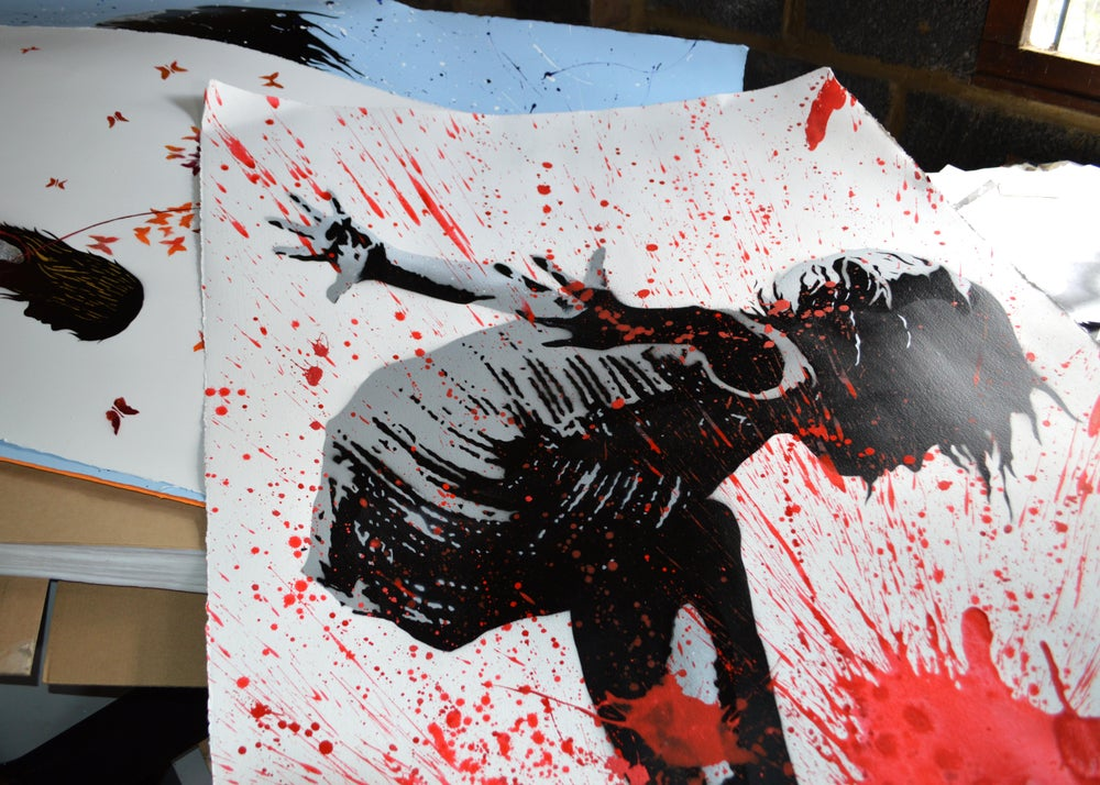 "Image of ""SPLASH"" Oversized Paper Edition"