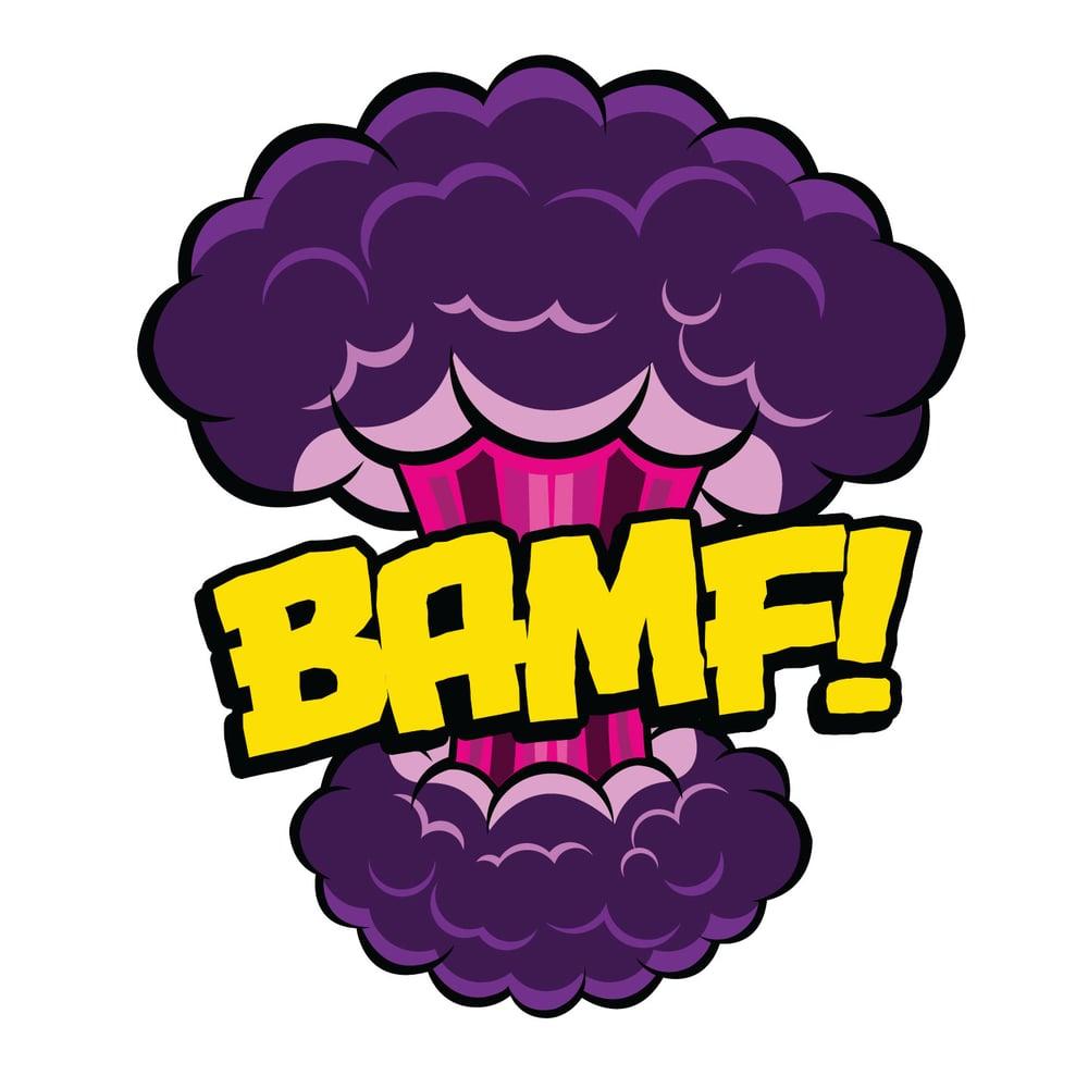 Image of BAMF Cloud Pin