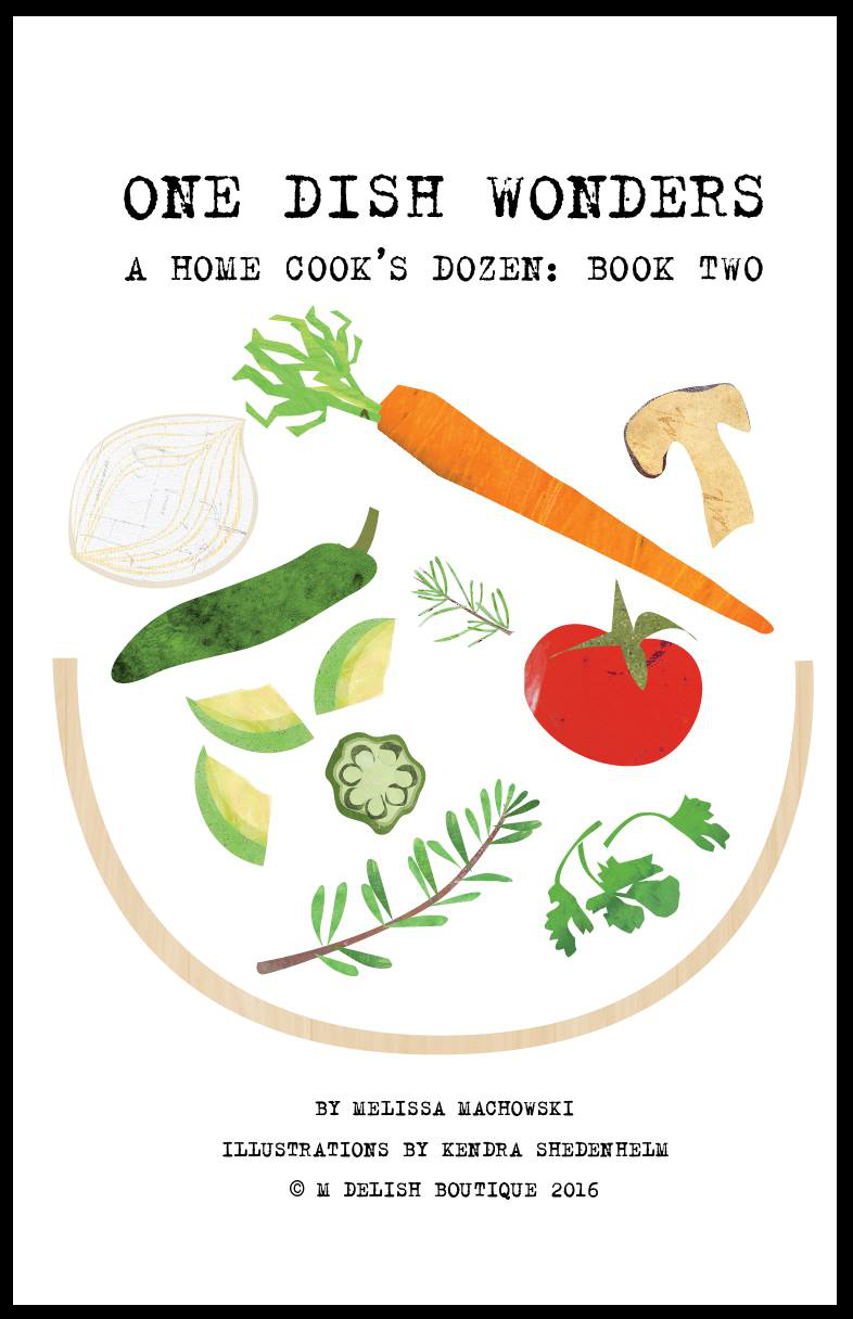 "Image of ""One Dish Wonders"" Cookbook"