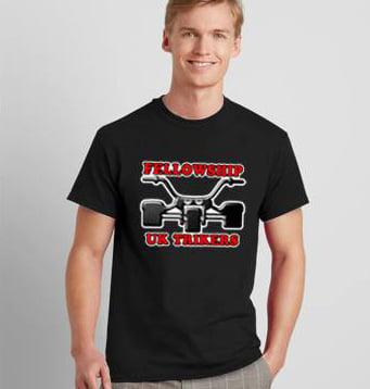 Image of Fellowship of UK Trikers - T/Shirts