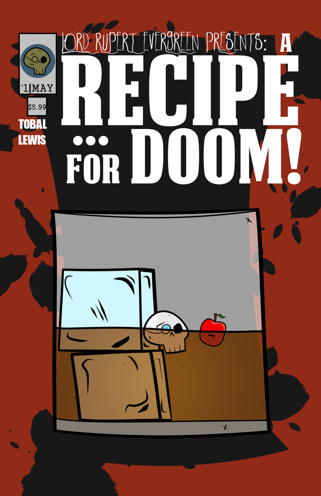 Image of A Recipe for DOOM! #1
