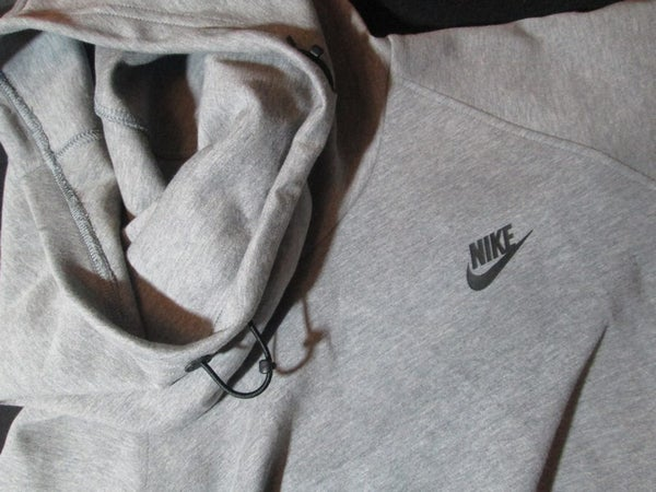 "Nike Tech Fleece Hoodie WMNS ""Carbon Grey"" - FAMPRICE.COM by 23PENNY"