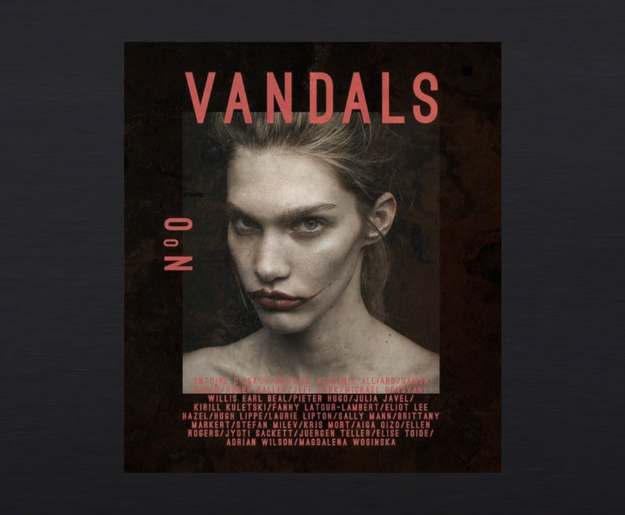Image of VANDALS - VOLUME #0