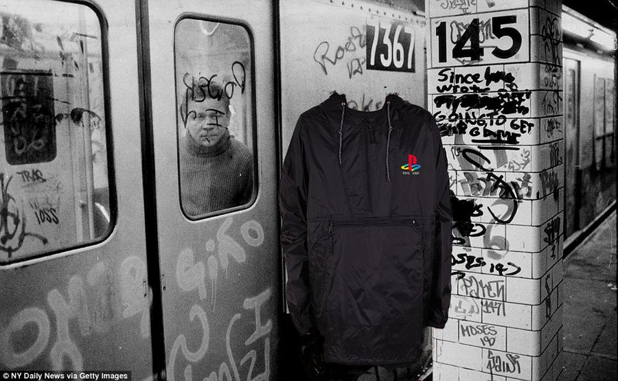Image of PS WINDBREAKER BLACK