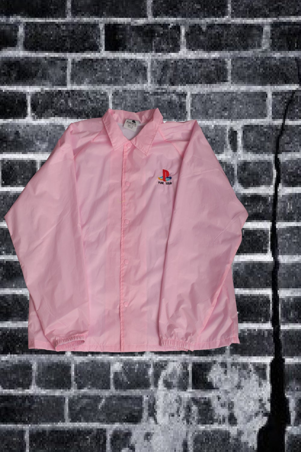 Image of PS COACH JACKET PINK