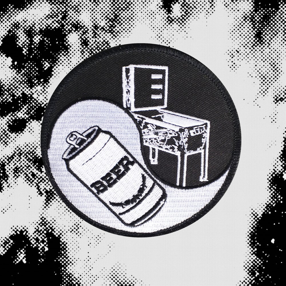 Image of BeerBall Patch