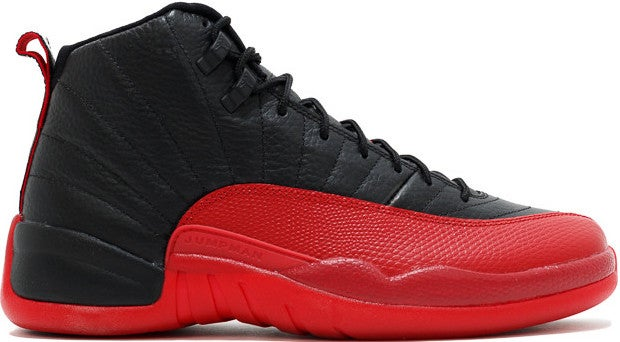 "Image of Nike Retro Air Jordan 12 ""Flu Game"" Mens (FREE SHIPPING)"