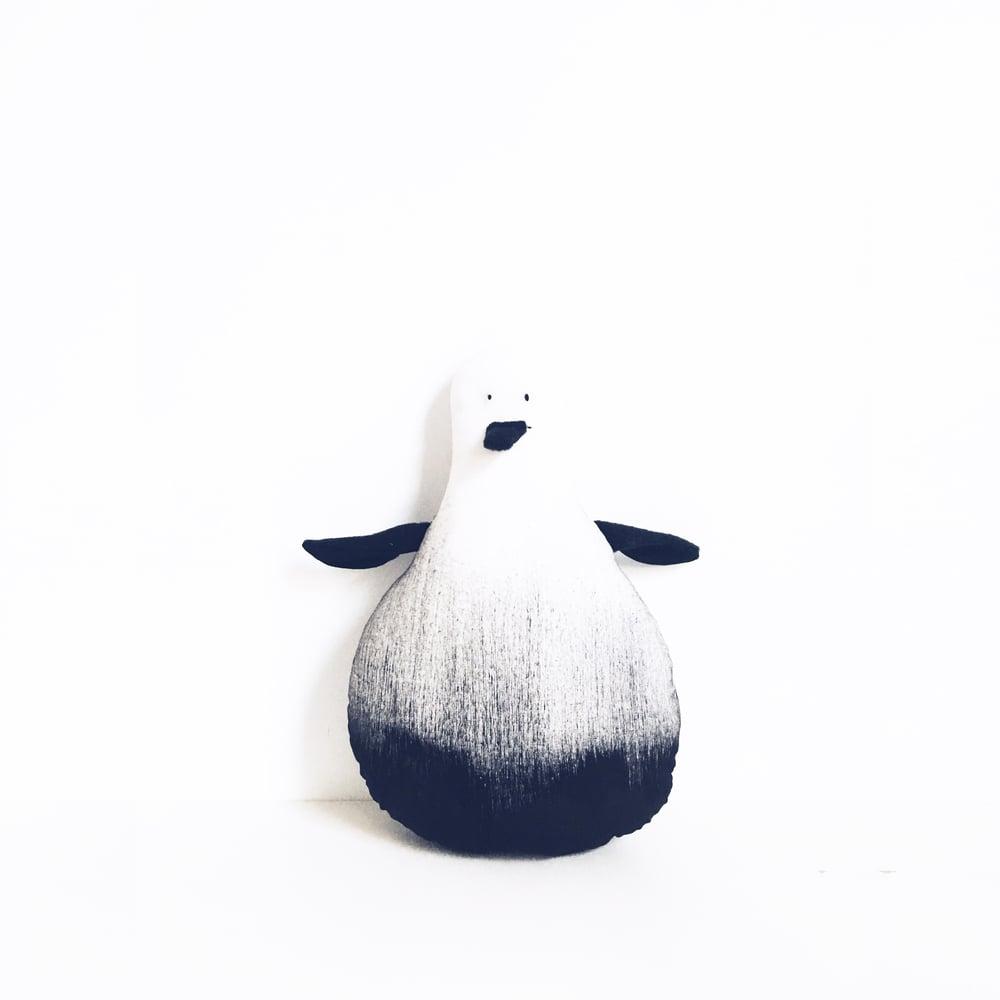 Image of Penguin Cushion/ Plushie