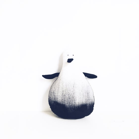 Image of Penguin Cushion/ Plushie