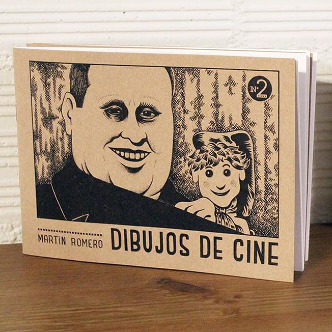 Image of Dibujos de Cine #2