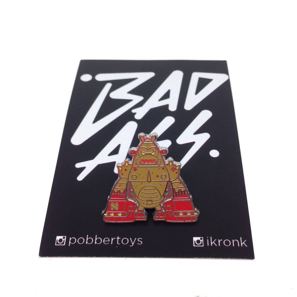 Image of Bad Ass Pin
