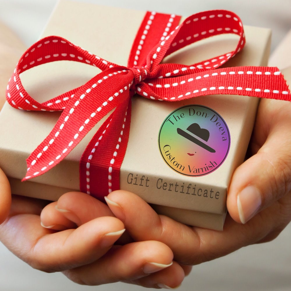 Image of Gift Coupon