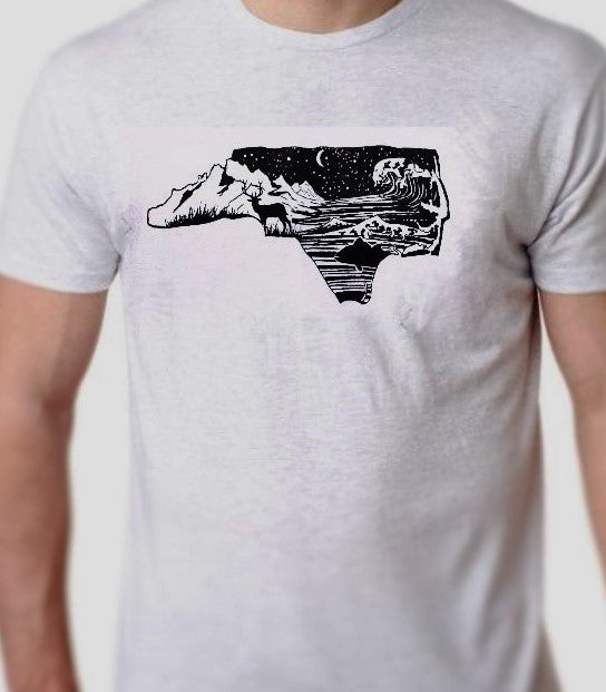 Image of North Carolina Tee