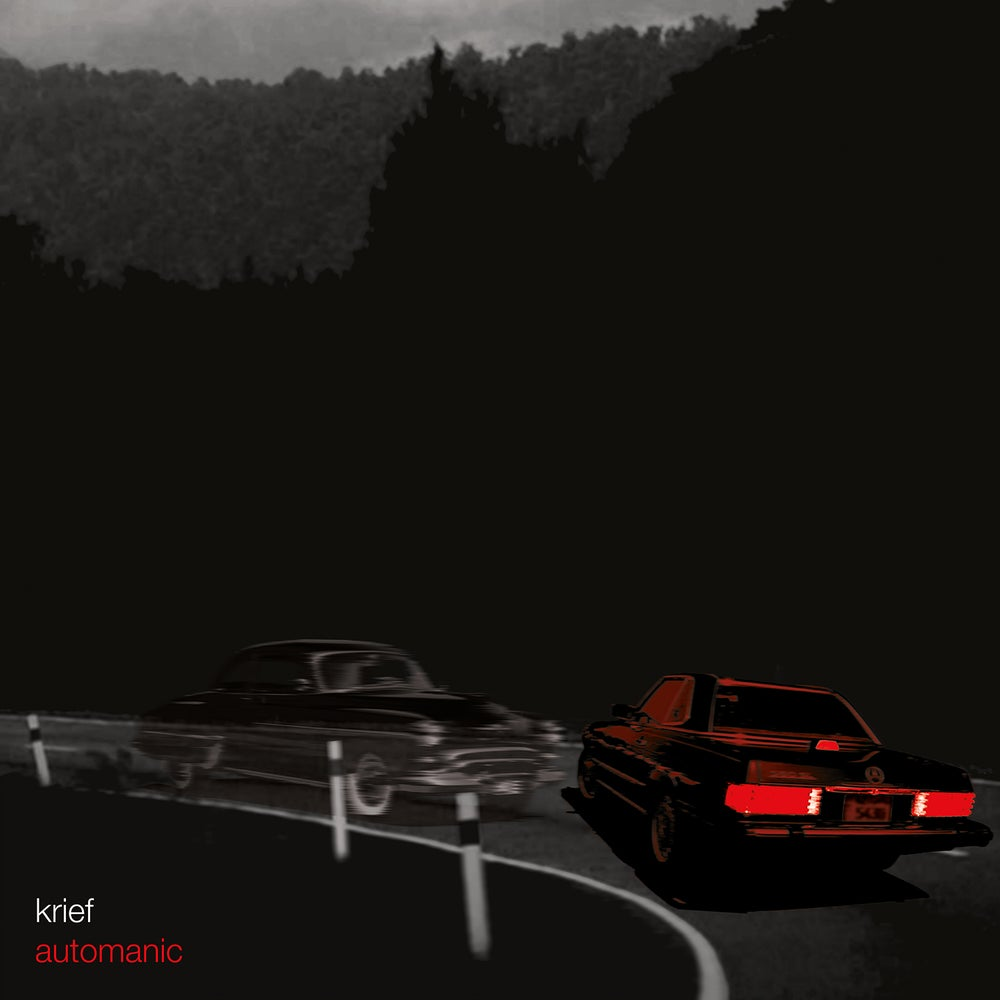 Image of Krief - automanic (2 x CD)