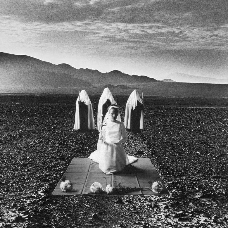 Image of MAURIZIO BIANCHI & RYAN MARTIN - As Strong As Death Is 2xLP [ltd.400 Black Vinyl]
