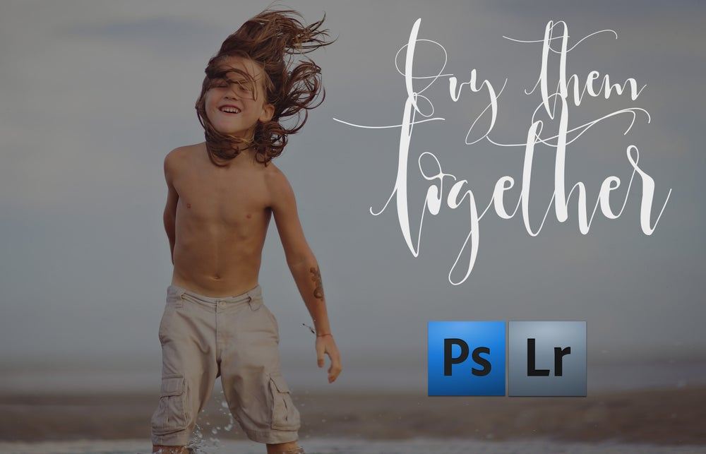 Image of BUNDLE | LR PRESETS + PS ACTIONS