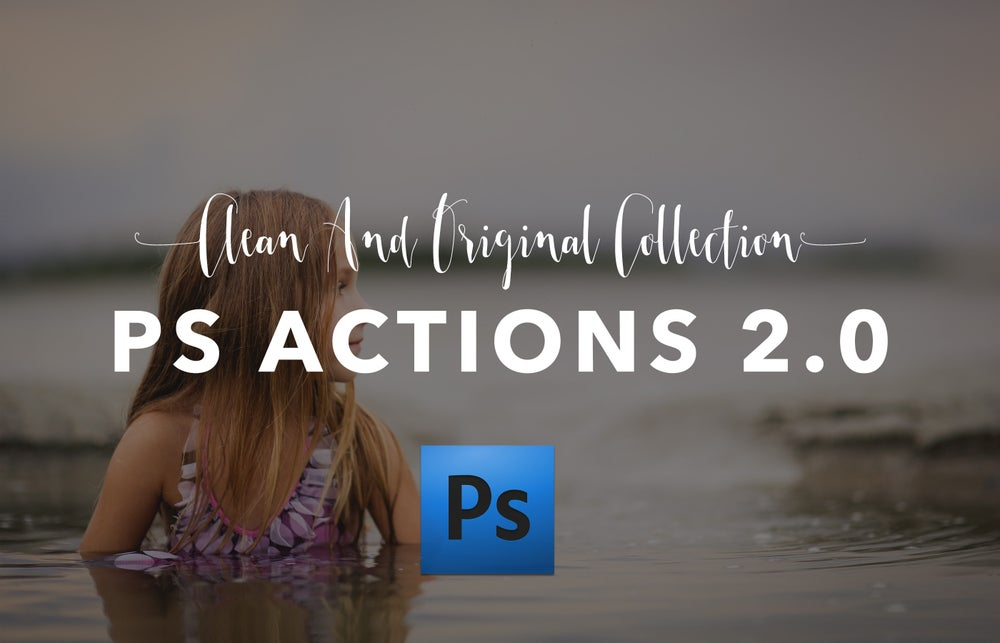 Image of PS ACTIONS | 2.0 COLLECTION