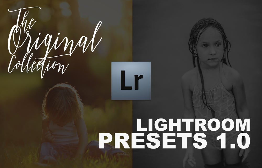 Image of LR PRESETS | 1.0 Collection