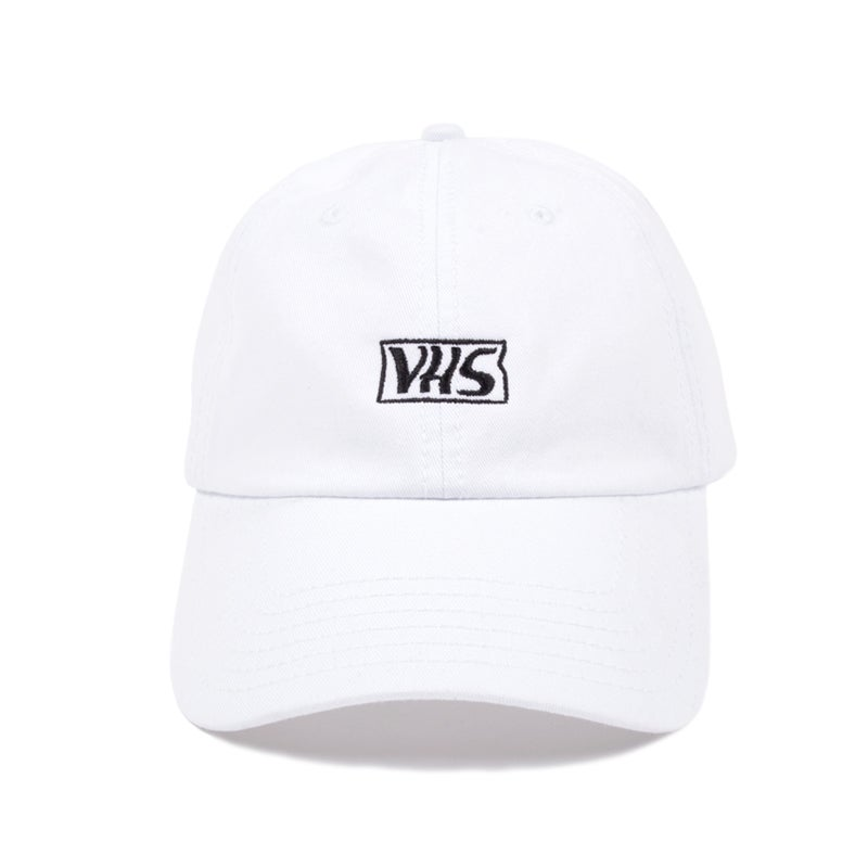 Image of VHS Low Profile Sports Cap - White