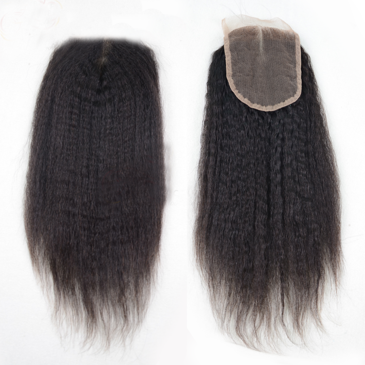 Image of Kinky straight lace closure