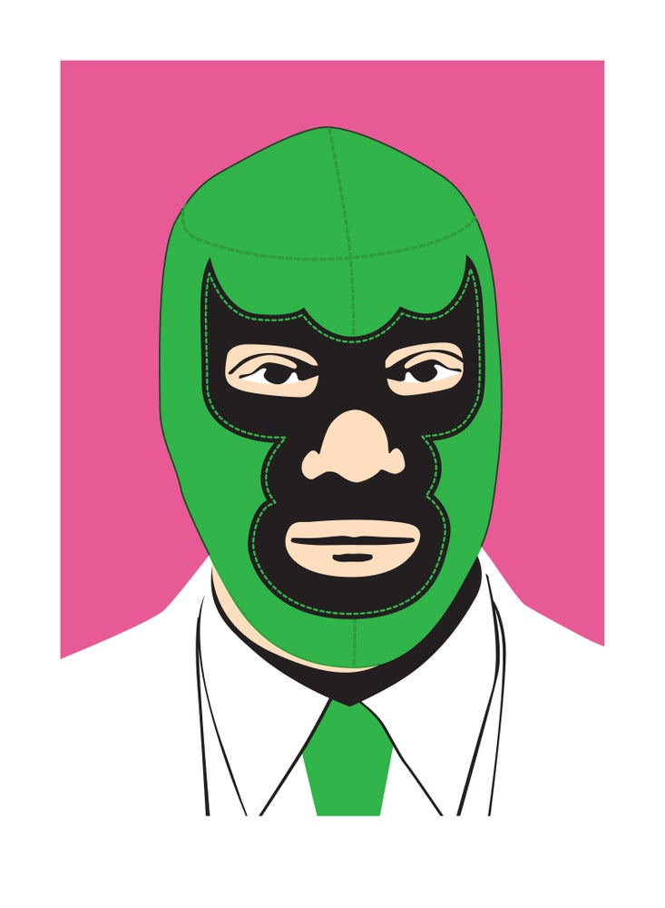Image of Luchador (2009)