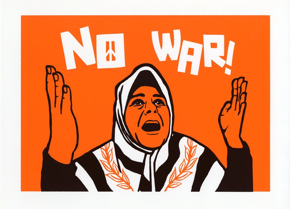 Image of No War (2013)