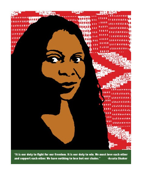 Image of Assata Shakur (2009)