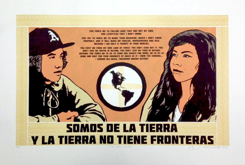 Image of A Las Cuatro Direccions (2013)